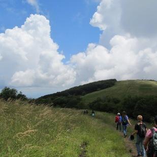 VBS students explore Big Bald Mountain